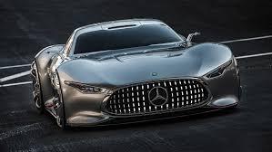 2013 LA Auto Show | Mercedes-Benz AMG Vision Gran Turismo concept ...
