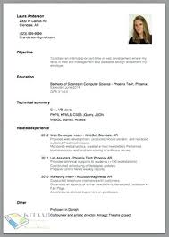 How To Make A Resume How To Make A Proper Resume As How To Make