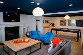 Basement ideas for teenagers Game Room Pinterest Cool Teen Hangouts And Lounges