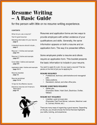 Best Way To Write A Resume Inspirational Great How To Make A Proper