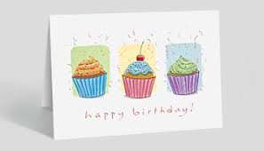 Happy Birthday Business Card Business Birthday Cards Personal Birthday Cards The