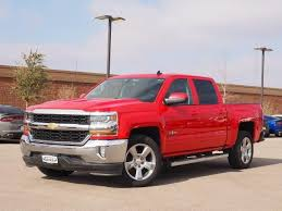 Red Hot Chevrolet Silverado 1500 in Odessa, TX - 3GCPCRECXHG406310