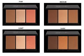 this palette is my go to contouring and is always in my make up bag and my make up artistry kit i have remended it to lots of people and they