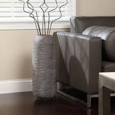 Tall Bamboo Floor Vase 23