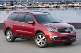 2017 Chevrolet Traverse SUV Pricing - For Sale | Edmunds