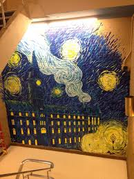 photo of georgetown university library washington dc united states wall mural in