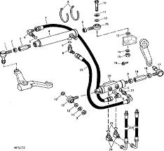 Jd power steering parts