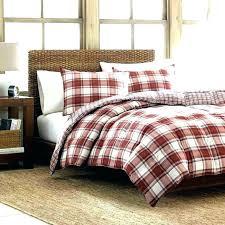 gray plaid comforter sham blue gray plaid comforter grey king cuddl duds