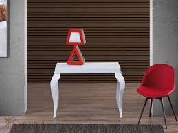 Tavolo Consolle Allungabile Classico : Erica tavolo consolle allungabile in legno con piano rovere art