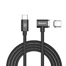 <b>Магнитный кабель Baseus</b> Magnet Type-C cable(Side insert) For ...