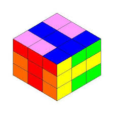 Rubik's Cube Patterns 3x3 New Some Rubik's Cube Patterns