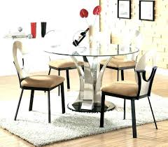 round glass dining set dining room glass table glass round dining table glass round dining table