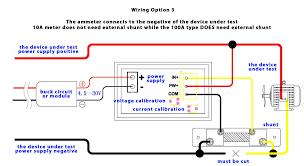 dual digital display dc voltmeter & ammeter 0 100v 0 10a australia Dc Ammeter Shunt Wiring Diagram dual digital display dc voltmeter & ammeter 0 100v 0 10a018 05 dc ammeter wiring diagram