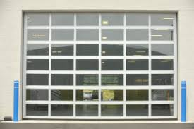 commercial glass garage doors. Aluminum Glass Sectional Garage Door On Commercial Building. Doors S