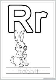R Coloring Pages Colouring Alphabet R Coloring Pages Disney Zombies