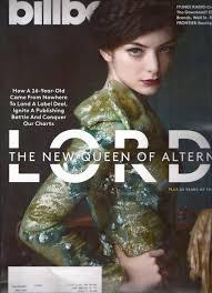 Lorde 25th Anniversary Of The Alternative Modern Rock