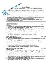 drive test engineer sample resume com drive test engineer sample resume