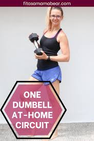 quick dumbbell workout at home 12