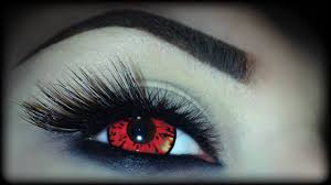 super easy halloween makeup tutorial y demon eyes for beginners you