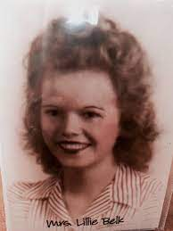 Lillie Prince Belk Obituary - Visitation & Funeral Information