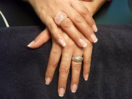 gelish or gel nails new expression nails
