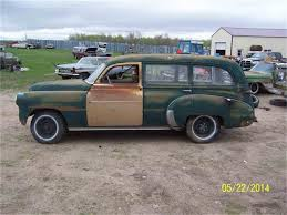 1949 to 1951 Chevrolet Station Wagon for Sale on ClassicCars.com ...