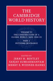 Patterns Of World History Volume 2 New Inspiration