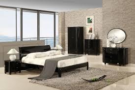 black bedroom furniture. Black Modern Bedroom Furniture. Contemporary King Furniture E