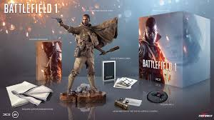 Battlefield 1 Getting Collectors Edition