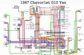 colored 1967 g10 van wiring diagram the 1947 present chevrolet bigger
