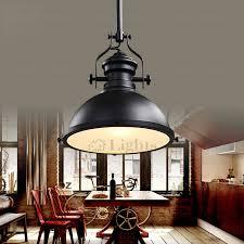 industrial look lighting. Wrought Iron Fixture Black Industrial Pendant Light Look Lighting R