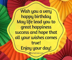 Happy Birthday Quotes 24 best Happy Birthday Quotes Wishes Cards Images images on 7 67251
