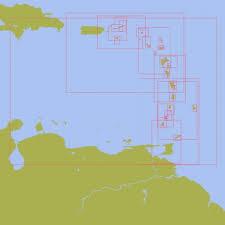 Imray Charts Caribbean Imray Charts Caribe Oriental