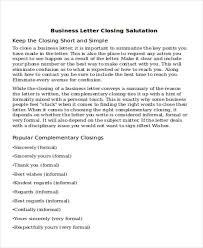 business letter salutation sample business letter salutation 5 examples in word pdf