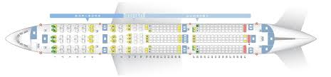 Airbus A350 900 Seating Chart