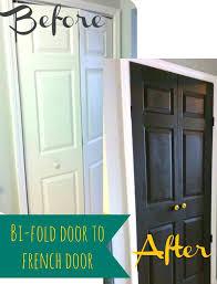 30 inch bifold door before and after contemporary pantry doors makeover track kit 30 inch bifold door