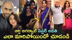 Gangotri actress Aditi Agarwal with her family latest photos ...