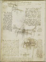 Leonardo Da Vinci Resume Impressive Leonardo Da Vinci Vinci 48Amboise 48 Recto The Heart