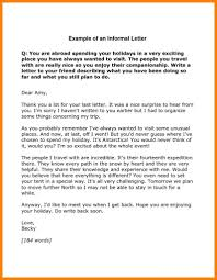 Hindi Letter Writing Informal To Friend Short Example A
