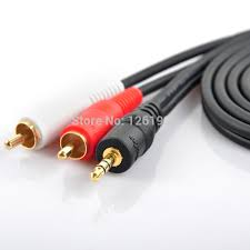 jsj high quality gold copper av video connectn high fidelity high Aux Cable To Speaker Wire jsj high quality gold copper av video connectn high fidelity high end speaker wire aux cable support pc cellphone car 30meters in audio & video cables from auxiliary cable to speaker wire