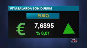 Dolar ve Euro Kuru Bugün Ne Kadar? Altın Fiyatları - Döviz Kurları - 19  Haziran 2020 - YouTube