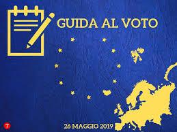 Elezioni europee 2019 come si vota | Chi vota