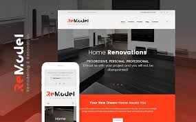 Small Picture Remodeling WordPress Theme