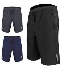 Mens Usa Mtb Padded Mountain Bike Shorts