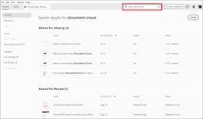 Adobe Acrobat Workspace basics in Acrobat DC