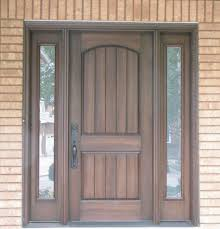 black front door modern should sidelights be painted to match the