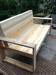garden furniture made with pallets. How To Make A Pallet Garden Bench Wooden Furniture Made From Pallets . With 6