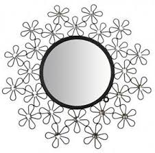 mirror frame drawing. Mirror Frame Drawing. Lulu Decor, Daisy Decorative Metal Wall Mirror,  Diameter 25 Drawing