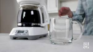 Properly clean the glass coffee pot part of your coffee maker using environmentally friendly household ingredients. Best Ways To Clean A Coffee Maker And Why You Should Do It More Often Better Homes Gardens