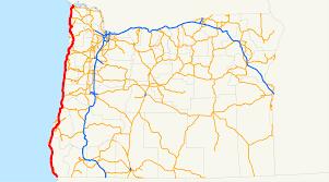 U S Route 101 In Oregon Wikipedia